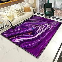 Modern Minimalist Rug,Anti-Slip Foot Pad,Patchwork Pattern Rugs Rectangular Durable Carpets Irregular Geometric Mats 3D Pr...