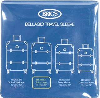 USA Luggage Model: COVER_BELLAGIO |Size: transparent cover BBG 30