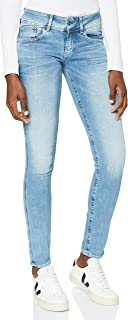 Women's Lynn Mid Rise Skinny Fit Jeans