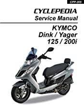 KYMCO Yager 125 and 200i Service Manual