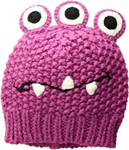 3-Eyed Monster Beanie (Toddler/Little Kids)