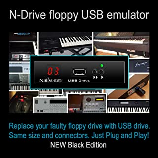 USB Floppy Disk Drive Emulator for Yamaha Clavinova CVP 103/105/107/109/700