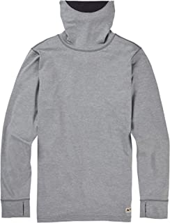 Burton Men's Midweight Long Neck Base Layer