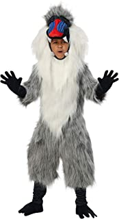 Kids Baboon Costume