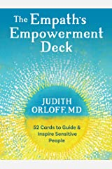 The Empath's Empowerment Deck: 52 Cards to Guide and Inspire Sensitive People Cards