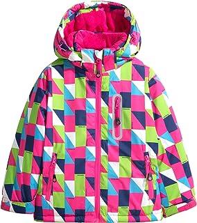 Hiheart Boys Girls Insulated Winter Jacket Snowboard Ski Outerwear