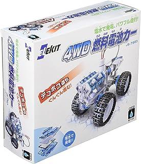エレキット 4WD燃料電池カー JS-7903 日本語パッケージ