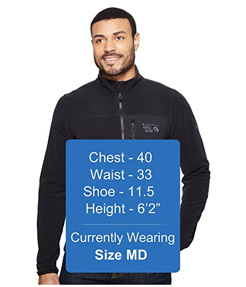 Quarter Zip Mountain Hardwear Lite Strecker™ xYtqq1Sw