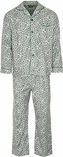Champion Mens Paisley Pyjama Brushed Cotton Nightwear Loungewear