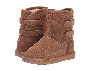 EMU Australia Kids Ryde (Toddler/Little Kid/Big Kid) (Chestnut) Girls Shoes