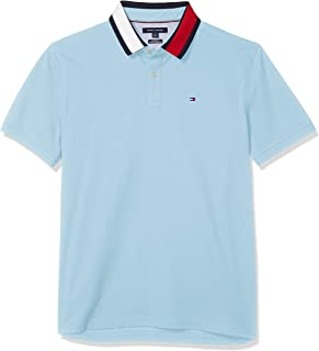 Men's Flag Pride Polo Shirt in Custom Fit