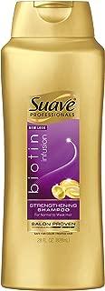 Suave Professionals Strengthening Shampoo, Biotin Infusion, 28 oz
