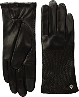 Cole Haan - Genevieve Woven Gloves
