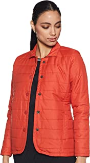 ABOF Women's Blouson Slim_fit Jacket
