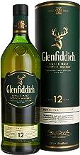 Glenfiddich 12 Jahre Single Malt Whisky 1 x 1 l