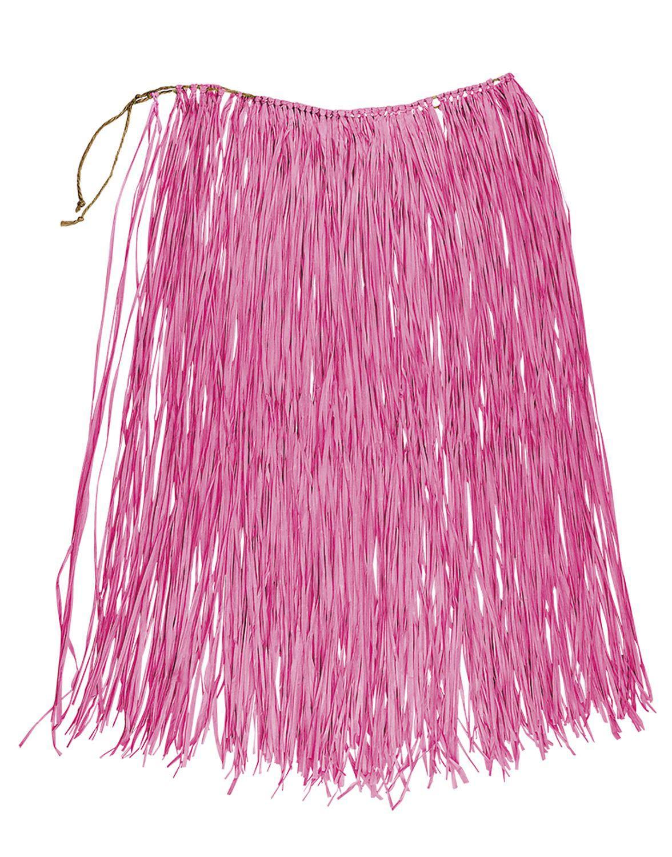 Boland – Rafia Falda Hawaii, Color Rosa, 52239: Amazon.es ...