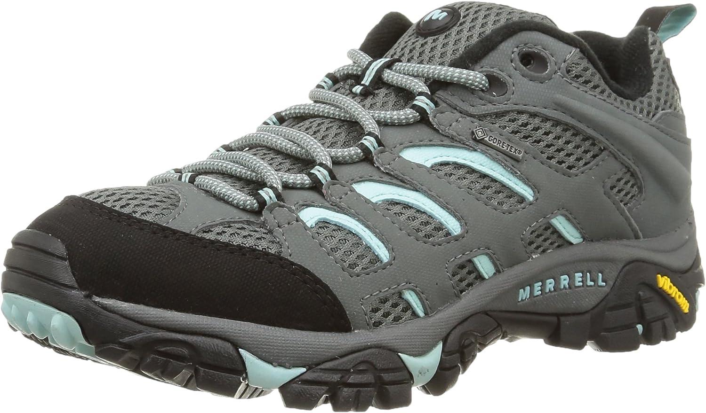 Merrell kvinnor FRAMTIDE FRAMTIDE FRAMTIDE,65533;Moab Gore -Tex Low Rise Rise Rise Hiking skor grå  shoppa nu