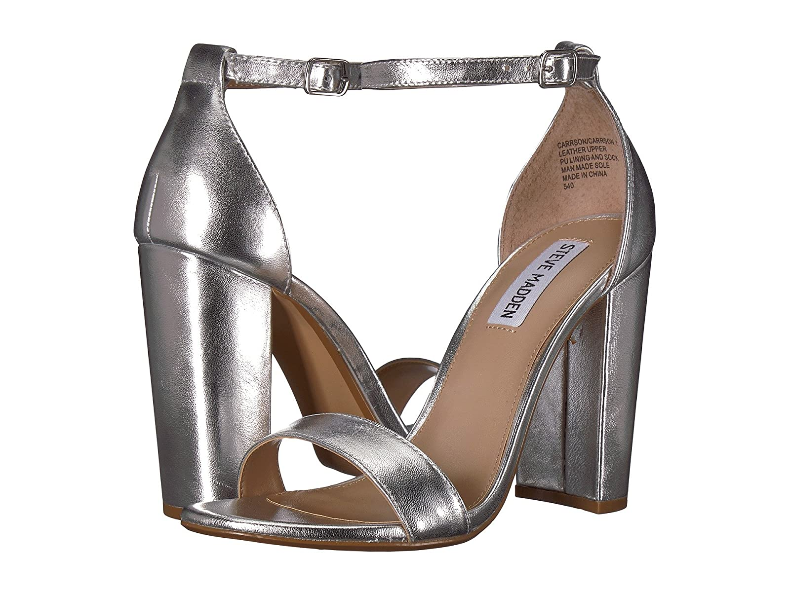 Steve Madden Carrson Heeled SandalCheap and distinctive eye-catching shoes