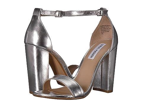 15c63d05205b9 Steve Madden Carrson Heeled Sandal