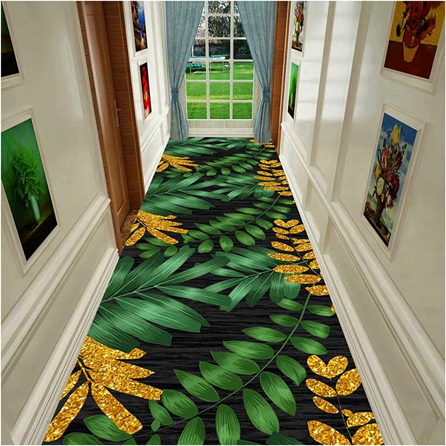 Runner Rug Hotel Home Hallway Rugs Bed C Washable Area Side Cash Opening large release sale special price