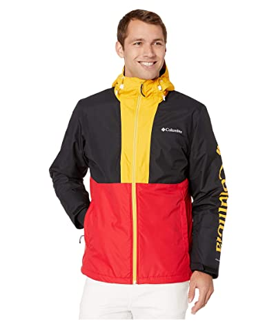 Columbia Timberturnertm Jacket (Mountain Red/Black/Stinger) Men