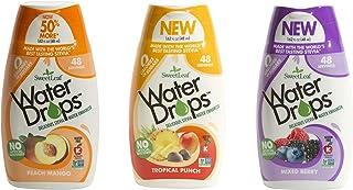 Sweetleaf Water Drops 1.62 Fl Oz (Pack of 3)