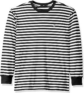 Men's 89 Icon Stripe Knit Box Tee Ii Ls