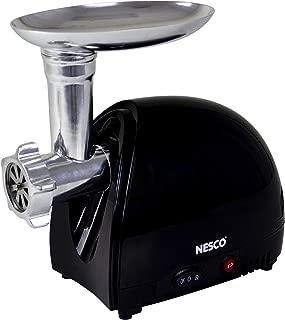 NESCO FG-100, Food Grinder, Stainless Steel/Black, 500 watts
