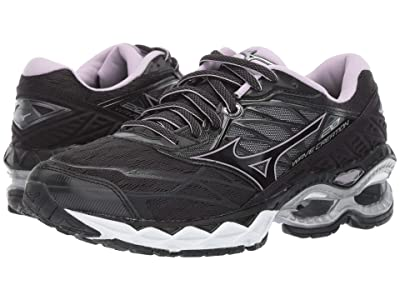 Mizuno Wave Creation 20 (Black) Women