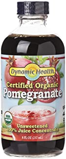 DYNAMIC HEALTH Pure Pomegranate Concentrate, 237 ml