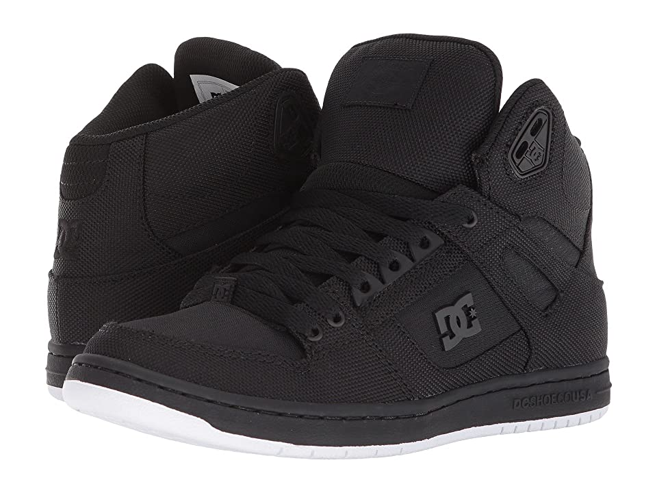 DC Pure High-Top TX SE (Black) Women