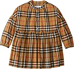 Marny Check Dress (Little Kids/Big Kids)