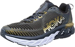 Hoka One One Mens Arahi 2 Fabric Low Top Lace Up Running Sneaker