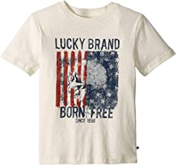 Born Free Short Sleeve T-Shirt (Little Kids/Big Kids)
