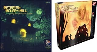 Betrayal at House On The Hill - 2nd Edition with Betrayal at House on The Hill: Widow's Walk Board Game