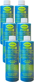 Hydrox Hydrocide One-Step Disinfectant Cleaner, 16 Ounce (Pack of 6)