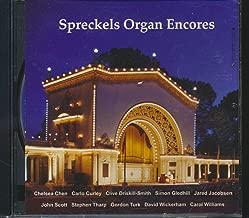 Spreckels Organ Encores