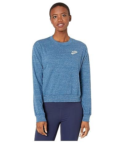 Nike NSW Gym Vintage Crew (Valerian Blue/Sail) Women