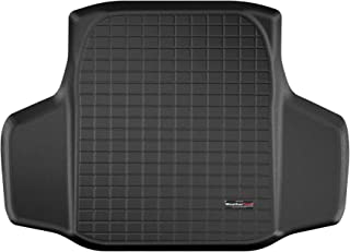 WeatherTech Custom Fit Cargo Liner Trunk Mat for Honda Accord - 401080 (Black)