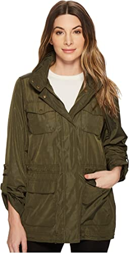 Vince Camuto 4-Pocket Novelty Parka