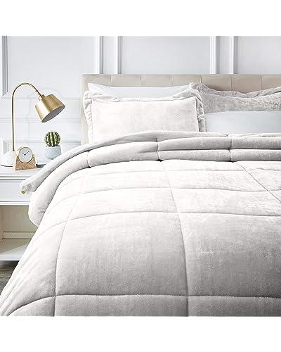 White Bed Sets: Amazon.com