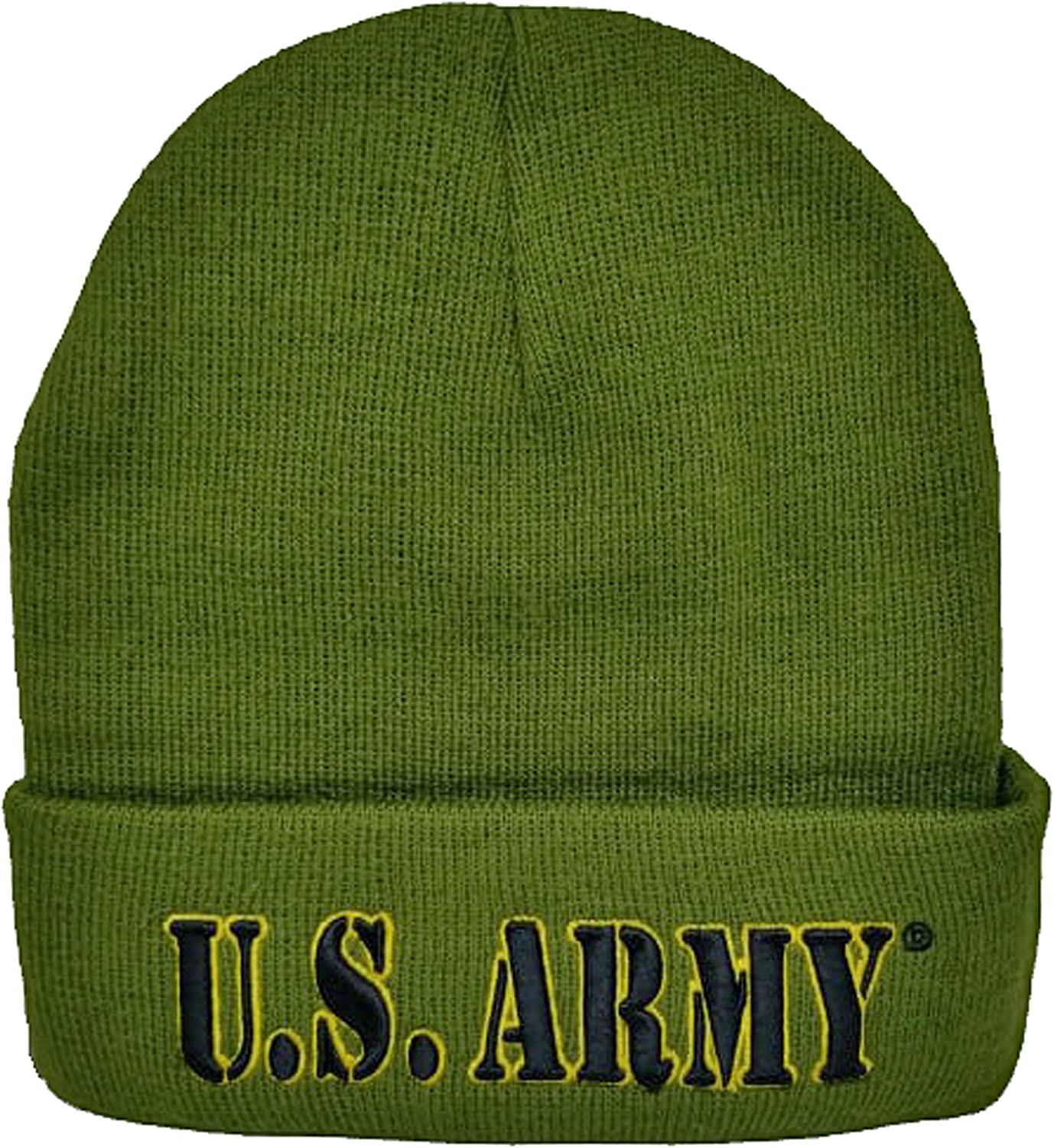 Buy Caps Beauty products and Hats U.S. Army Veteran Black Winter Embroidered Bea Reservation