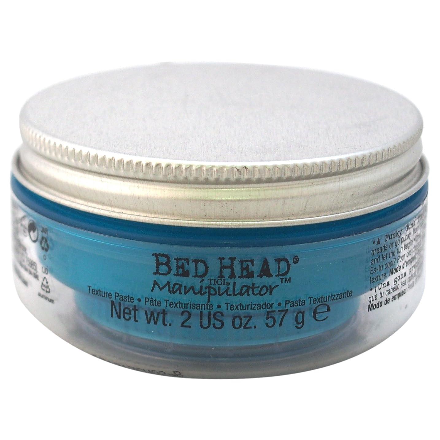 メロディアス帰る天才ティジー ベッドヘッドマニピュレーター テキシチヤ ペースト Tigi Bed Head Manipulator Texture Paste 57 ml [並行輸入品]