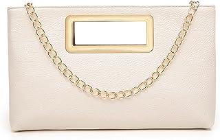 Aitbags Clutch-Geldbörse für Damen, Abendveranstaltung, Party, Tragetasche mit Schulterkette