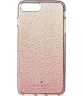 Kate Spade New York - Pink Glitter Ombre Phone Case for iPhone® 7 Plus/iPhone® 8 Plus