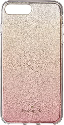 Kate Spade New York Pink Glitter Ombre Phone Case for iPhone® 7 Plus/iPhone® 8 Plus
