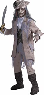 Inc Men's Zombie Pirate Costume