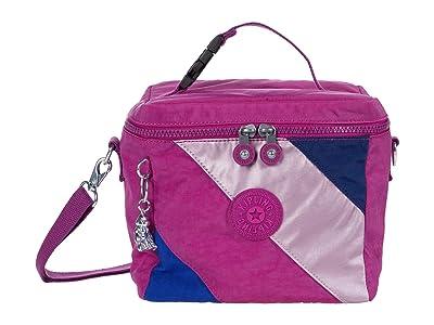 Kipling Graham (Pink Mix Block) Cross Body Handbags