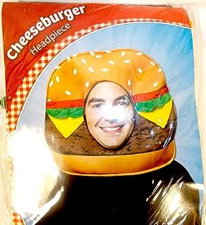 Adult Cheeseburger Mask