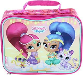 Nickelodeon Shimmer and Shine Soft Insulated Kids Lunch box